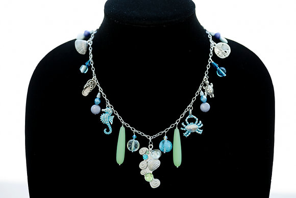Seaside Charm Necklace 1