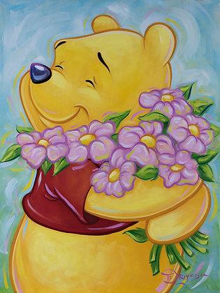A Hug Full of Flowers