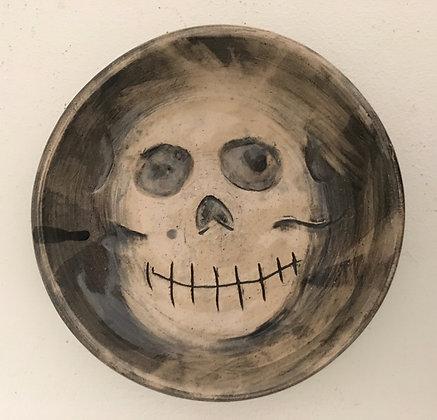 Skully Plate