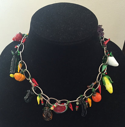 Healthy Lifestyle Necklace