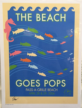 The Beach Goes Pops, Sea Life