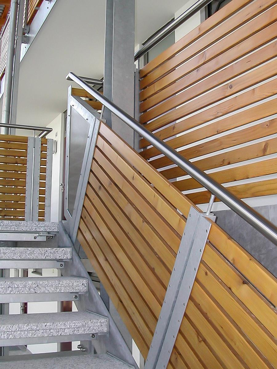 Stegerer GmbH Metallbau_Treppen_9