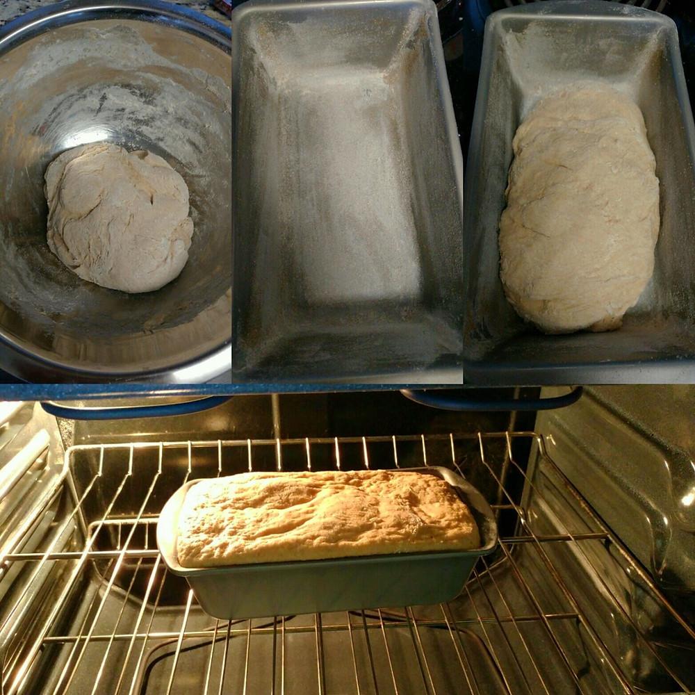 Grandma's Homemade Bread