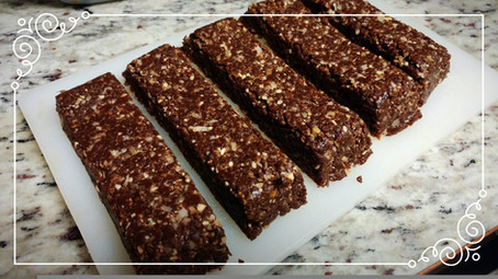 Chocolate Date Night Bars