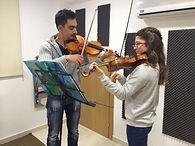 Music's Cool - Τμήμα Βιολιού