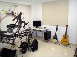 Αίθουσα Διδασκαλίας Drums