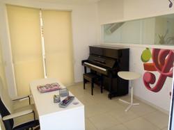 Αίθουσα Διδασκαλίας Πιάνου