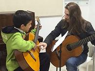 Music's Cool - Τμήμα Κλασικής Ακουστικής Κιθάρας