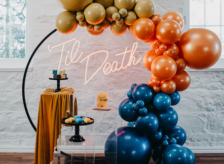 The Confetti Room's First Styled Photo Shoot