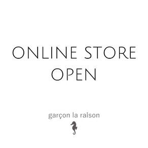 公式オンラインストアオープン!