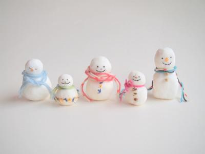 兵庫県産コウノトリ米ぬかエキスで作る「雪だるま石けん」ワークショップのお知らせ