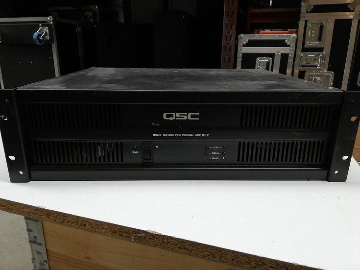 QSC iSA-500ti