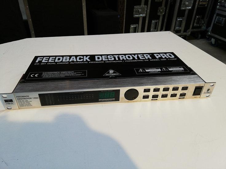 Behringer DSP 1100P