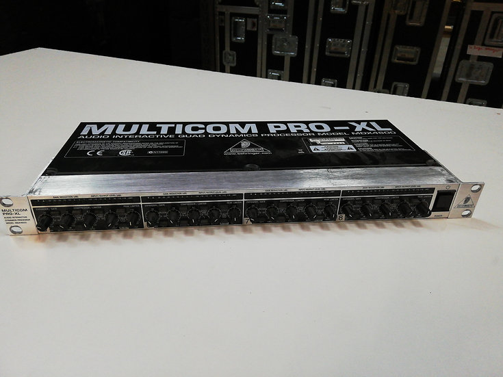 Behringer Multicomp PRO-XL MDX4600