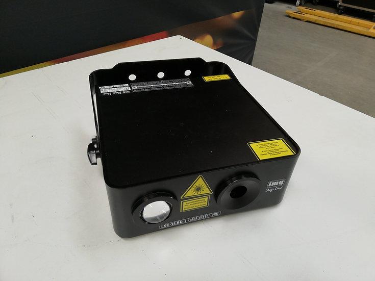 Lasereffektgerät LSE-2LRG