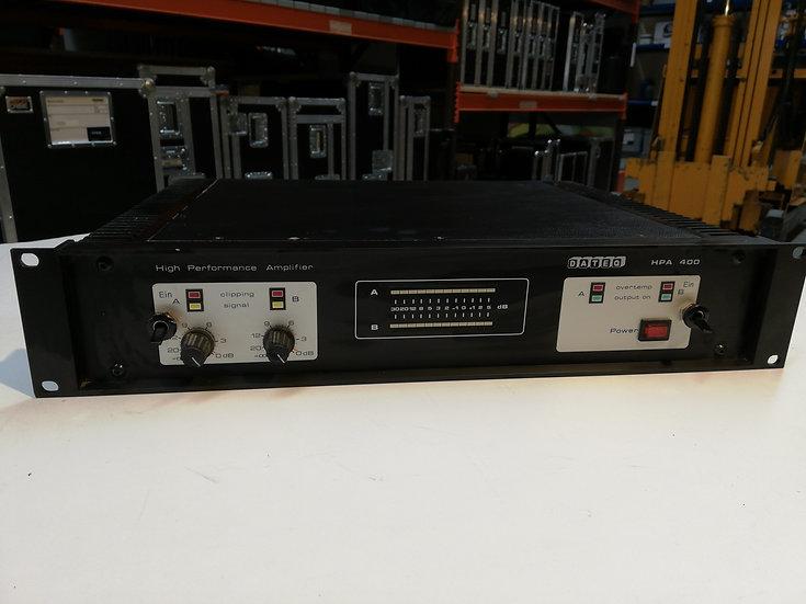 Dateq HPA 400 Verstärker