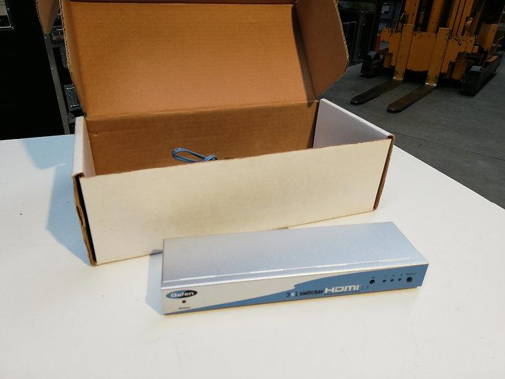 Gefen 3 x 1 HDMI Switcher
