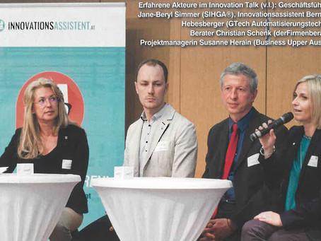 Auf Erfolgskurs: Regionale Förderprogramme machen Oberösterreich fit für den globalen Wettbewerb
