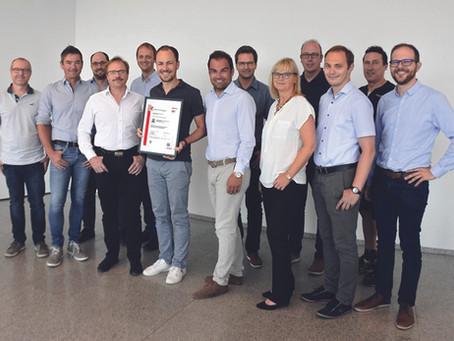 Audit bestanden – GTech ist zum zweiten Mal ISO-zertifiziert