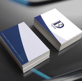 לוגו כרטיס ביקור רואה חשבון