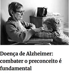 cura da doença de alzheimer
