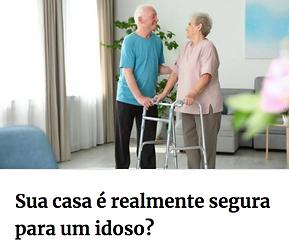 Como evitar idosos de cair