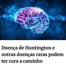 Cura da doença de huntington