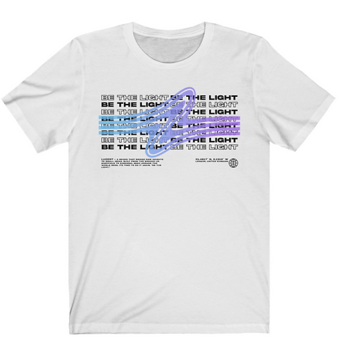 Lucent - Official White Tee