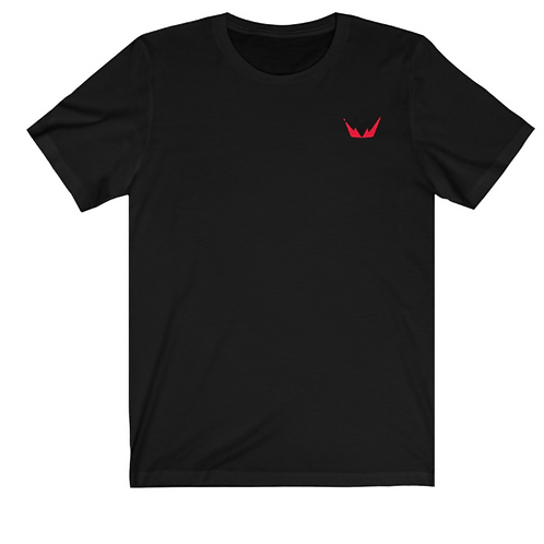 Talent League - Official Red Logo Tee