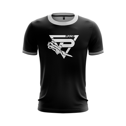 Pulse - Official Tee Black