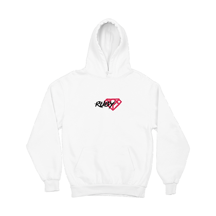 Ruby Official Hoodie - White