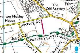 Map of Walk 6