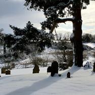 All Saints Church Graveyard, Swanton Morley