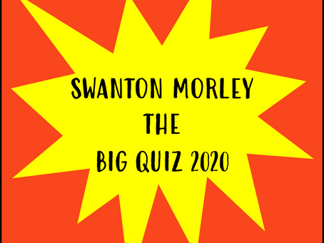 THE BIG QUIZ - THE ANSWERS!