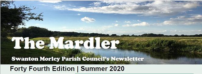 The Mardler Summer 2020 Banner