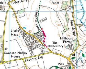 Map of Walk 4
