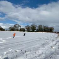 Fun in the Snow, Swanton Morley