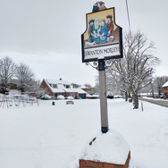 Swanton Morley Village Sign