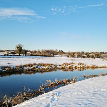 River Wensum at Swanton Morley