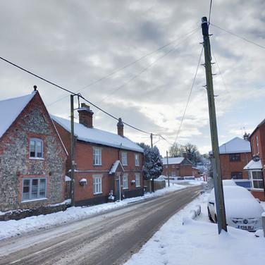 Town Street, Swanton Morley
