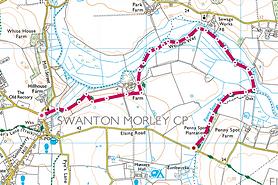 Map of Walk 7
