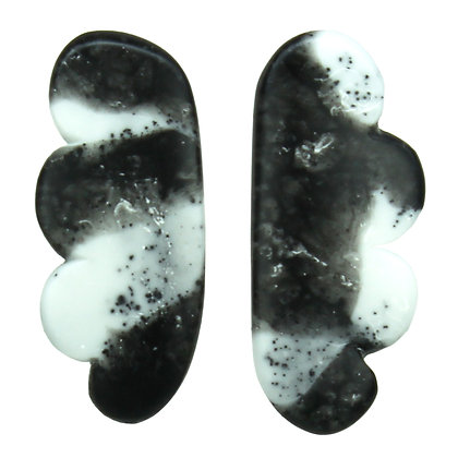 Fog earrings