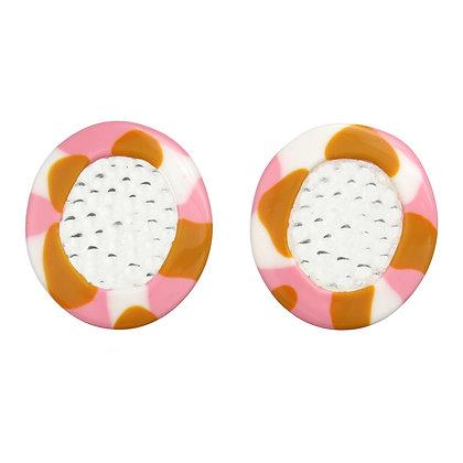 Mini Octo Earrings