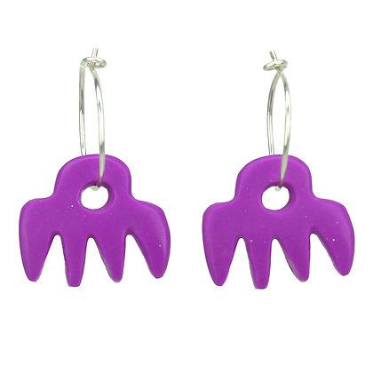 Invader Earrings