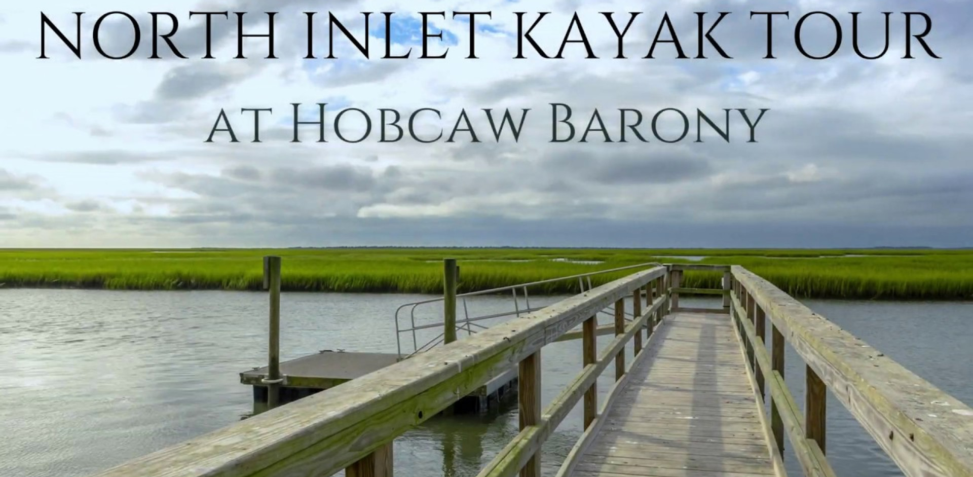 North Inlet Kayak Tour
