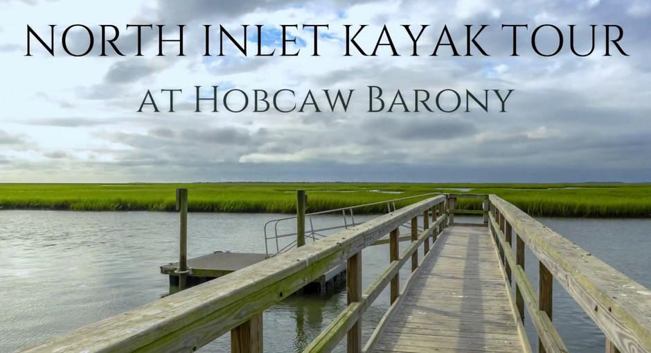 North Inlet Kayak Tour