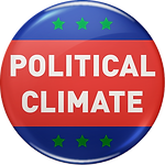 Political Climate Logo Updated Circular.