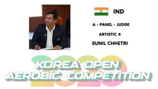 2020 KOREA OPEN AEROBIC COMPETITION DAY-