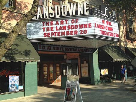 Lansdowne Theater Holding Fundraiser To Restore Its Historic Splendor