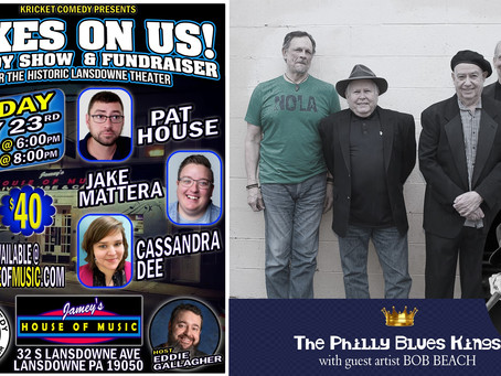 Jamey's House of Music hosting a fundraiser July 23rd!